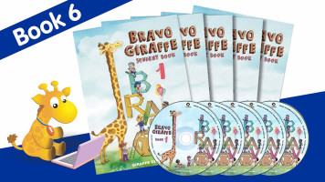 Bravo Giraffe 第六册