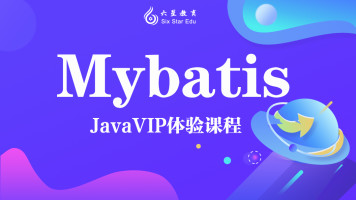 JavaVIP体验课-mybatis【六星教育】