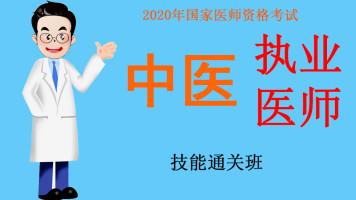 2020年医师资格考试中医执业医师技能通关班