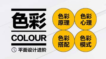 色彩搭配/色彩原理/色彩基础/配色技巧/配色思路【品格课堂】