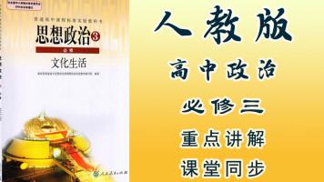 人教版高中政治(必修三)同步教学
