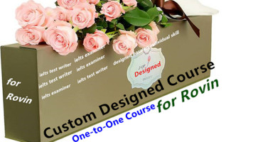 Custom Designed Course for Rovin