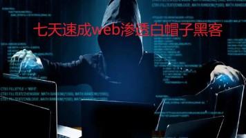 七天Web渗透白帽子黑客训练营-由web基础到SRC漏洞挖掘