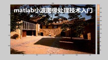 大仙matlab小波图像处理技术入门(第一季)