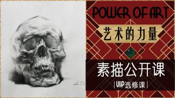 艺术的力量——素描公开课(VIP选修课)