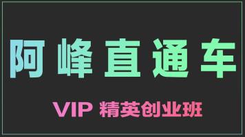 【vip阿峰直通车】淘宝运营大师班直通车做爆款引爆流量店铺实操