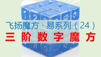 三阶数字魔方复原教程