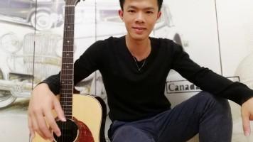 光辉岁月吉他弹唱教学