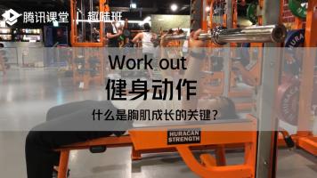 趣味班|健身动作——什么是胸肌成长的关键?