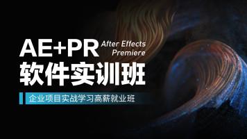 AE+PR剪辑包装实训班