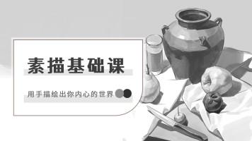 【插画喵-专题课】素描基础课(适用iPad)
