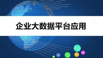 企业大数据平台应用(案例分析)