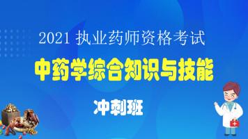 执业药师【中药学综合知识与技能】习题冲刺班