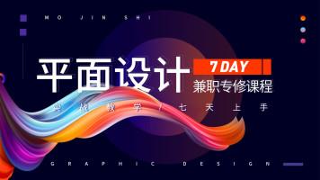 PS/平面设计/兼职/三折页/抠图/人像/海报/名片/logo/电商/零基础