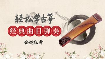 5 轻松学古筝——金蛇狂舞