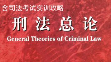 刑法总论(含司考实训精讲)——名师精讲VIP课程