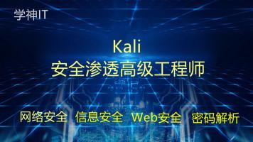 Kali渗透/渗透测试/网络安全/信息安全/ctf-学神IT