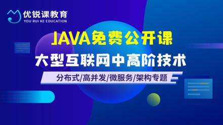 JAVA高级专题 架构课程 微服务/高并发/分布式