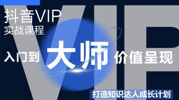 抖音VIP营销课程