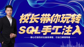 Kali渗透测试/网络安全/web安全/sql注入/手工注入/绕过/项目实战