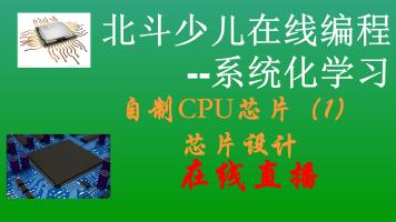 自制CPU芯片实践(1)