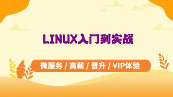 Linux入门到实战