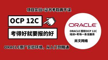 官方授权-甲骨文数据库OCP/OCA/DBA-Oracle12C数据库全套课程