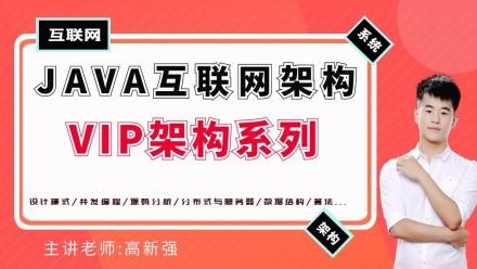 疯码Java互联网架构VIP班级课程