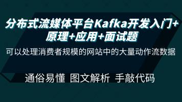 分布式流媒体平台Kafka开发入门+原理+应用+面试题