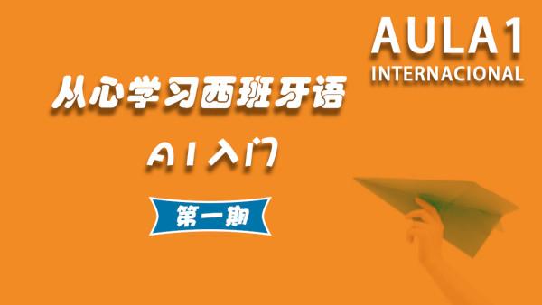 西语入门Aula精讲课堂