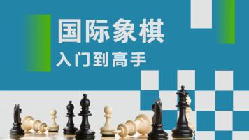 名师权威教学 国际象棋零基础入门到高手全套系统教程