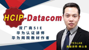 华为Datacom-HCIP核心课及高级课/HCIA  YESLAB韩士良