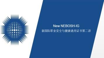 Introduction About New NEBOSH IGC Element 1