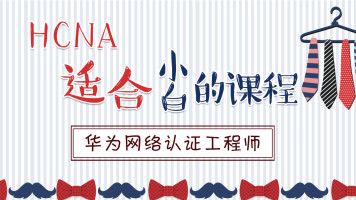 HCNA精品学习班