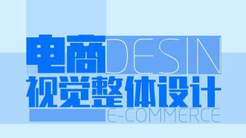 电商整体视觉设计 标志 网页php 影视 商城 论坛 淘宝天猫 全流程