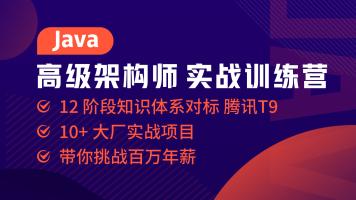 【拉勾教育】Java高级架构师   高并发/微服务/消息中间件/java