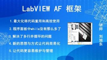 东哥手把手教您LabVIEW AF进阶MVC框架