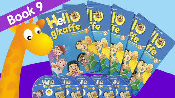 Hello Giraffe 第九册