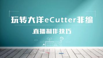 玩转大洋eCutter非编制作技巧