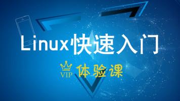 Linux快速入门【Vip体验课】