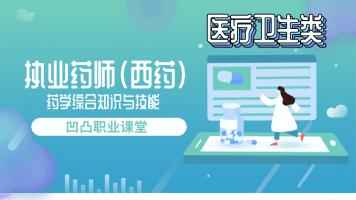 【凹凸职业课堂】执业药师-药学综合知识与技能
