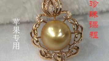 珍珠鉴定与评估(苹果专用)
