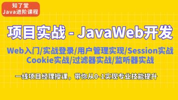 Web入门/实战登录/用户管理实现/Session实战/Cookie实战/