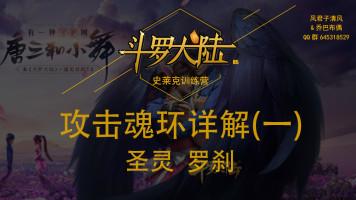 【斗罗大陆H5】攻击魂环详解(一)