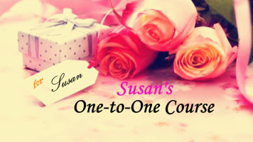 Personal designed Course for Susan