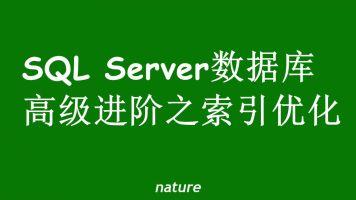 SQL Server数据库高级进阶之索引优化实战演练
