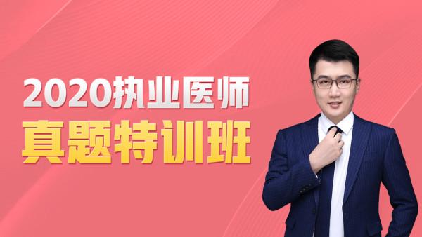 2020执业医师真题特训班