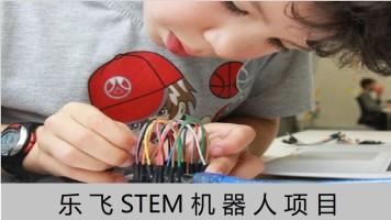 乐飞STEM机器人项目—学习物理学、Python编程和树莓派嵌入式开发