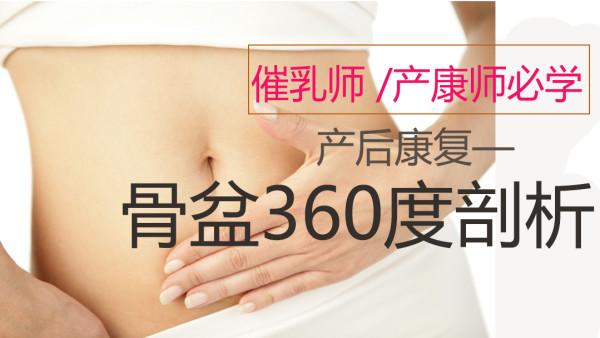 产后康复之骨盆360度剖析