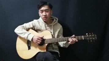 简简单民谣吉他教程